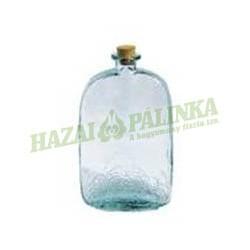 Plochá fľaša 0,4 l